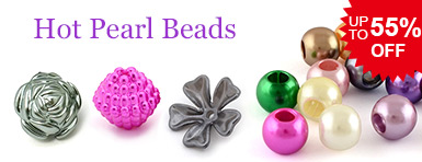 Hot Pearl Beads UP TO 55% OFF