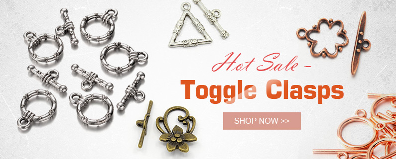 Hot Sale - Toggle Clasps