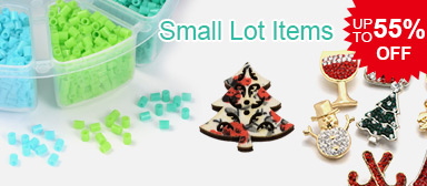 Small Lot Items Up to 55% OFF