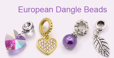 European Dangle Beads