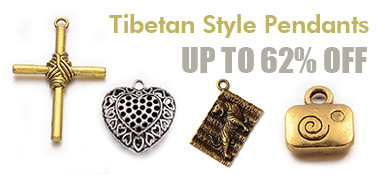 Tibetan Style Pendants UP TO 62% OFF