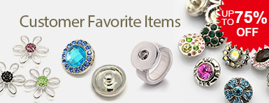 Customer Favorite Items UP TO 75% OFF