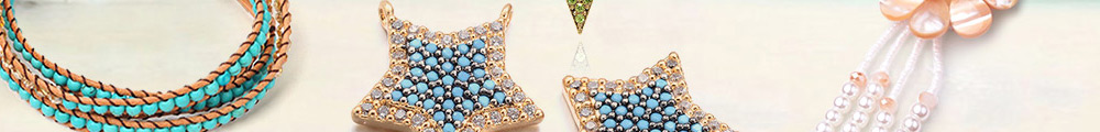 Fabrication de bijoux d'été