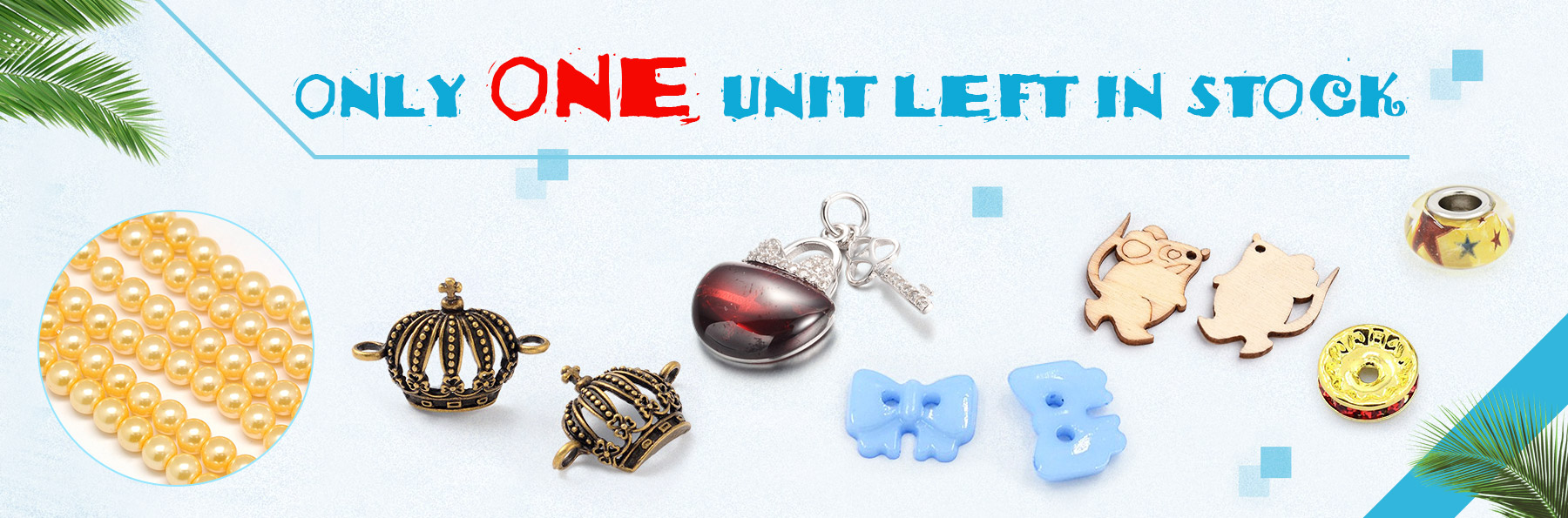 Only One Unit Left In Stock