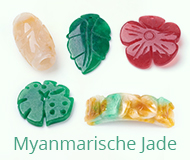Myanmarische Jade