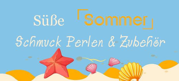 Süße Sommer Schmuck Perlen & Zubehör