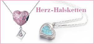Herz-Halsketten