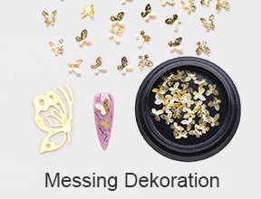 Messing Dekoration