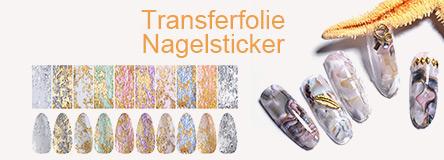 Transferfolie Nagelsticker