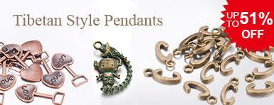 Tibetan Style Pendants UP TO 51% OFF
