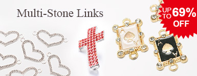 Multi-Stone Links Up To 69% OFF