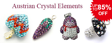 Austrian Crystal Elements UP TO 85% OFF