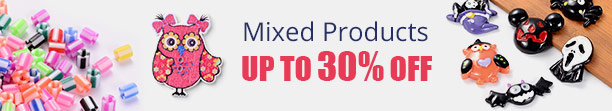 Mixed Products UP TO 30% OFF