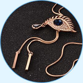 Lariat-Halsketten