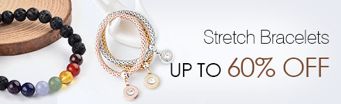 Stretch Bracelets UP TO 60% OFF