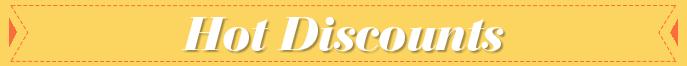 Hot Discounts