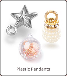 Plastic Pendants