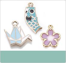 Japanese Style Pendants