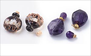 Perfume Bottle Pendants