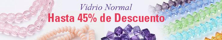 Vidrio Normal Hasta 50% de Descuento