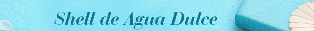 Shell de Agua Dulce Serie Colgantes
