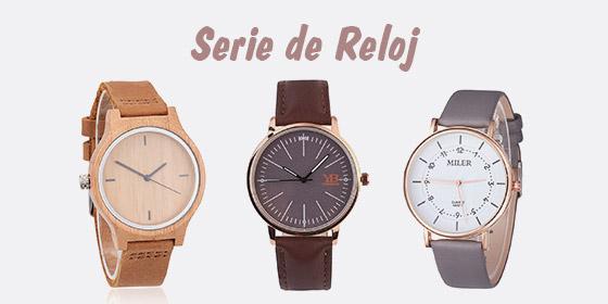 Serie de Reloj