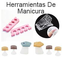 herramientas de manicura