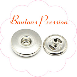 Boutons Pression