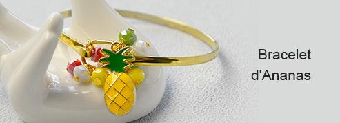 Bracelet d'Ananas