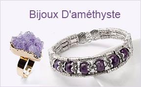 Bijoux D'améthyste