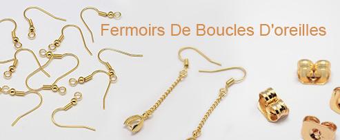 Fermoirs De Boucles D'oreilles