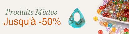 Produits Mixtes Jusqu'à -50%