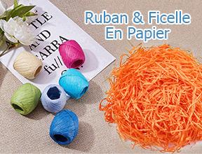 Ruban & Ficelle En Papier
