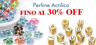 Perline Acrilico