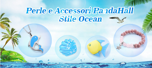 Perle e Accessori PandaHall Stile Ocean