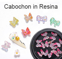 cabochon in resina