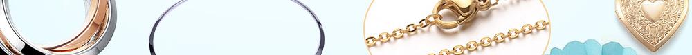 Лучшие Продаж Ожерелья из Нержавеющей Стали