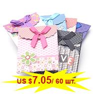 Бумажные Подарочные Покеты